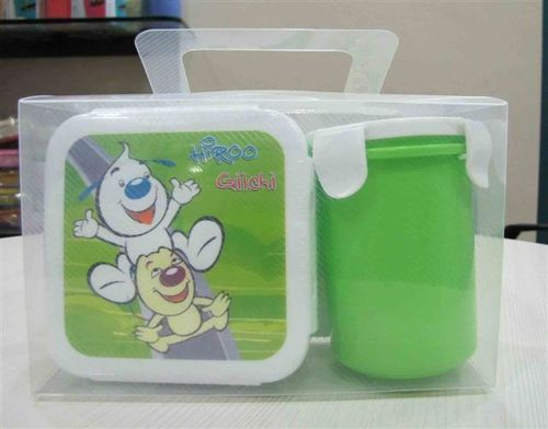 Hiroo Lunch Box+water bottle