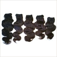 Wavy Human Hair Extension,