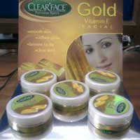 Gold Facial Kit