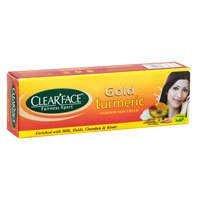 gold turmeric face cream