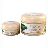 Gold Massage Gel
