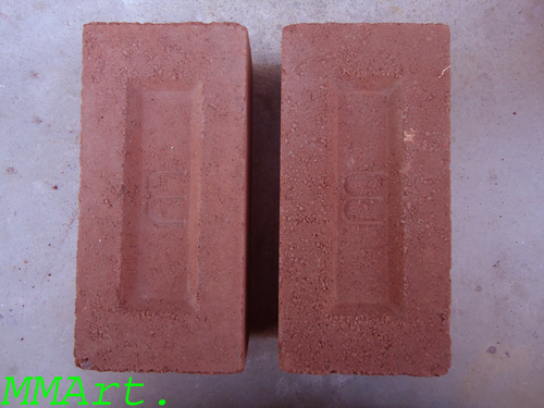 Red Fly Ash Brick