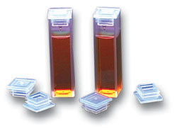 Disposable Cuvette & Spectrophotometer Cell Caps