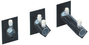 Cylindrical Spectrophotometer Cell Holders