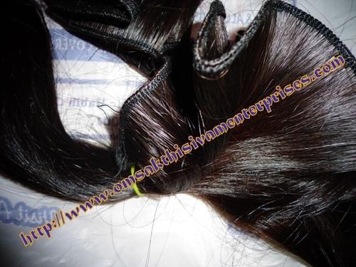 AAA Grade Virgin Temple Hair