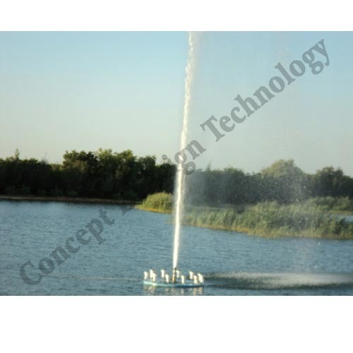 Lake Floating Fountain