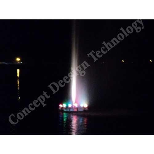 Floating Fountains Aerator