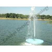 Floating Fountains Sprinkler