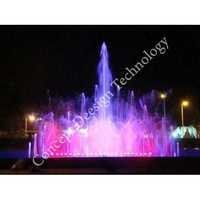 Outdoor Musical Fountains