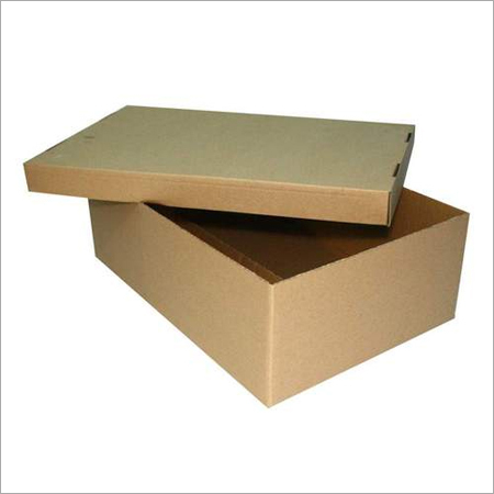 Top Bottom Corrugated Box