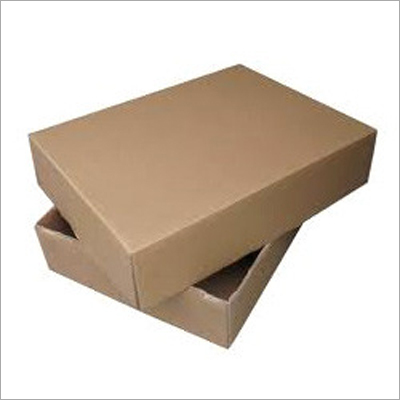 Top Bottom Cardboard Box