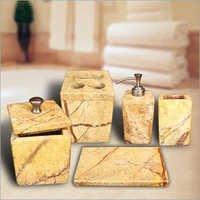 Soap Stone Bath Accessories