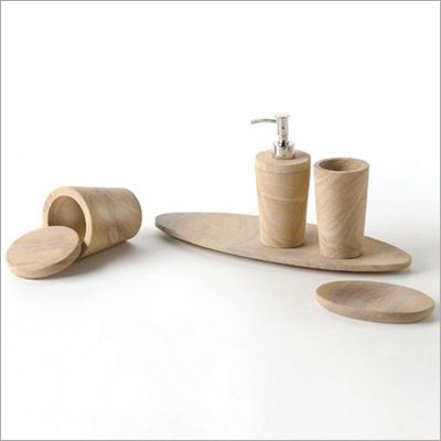 Sandstone Bath Accessories