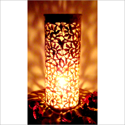 Decorative Stone Crafts Lamps