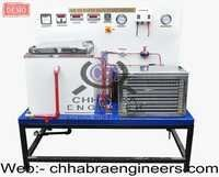 AIR TO WATER HEAT PUMP TEST RIG