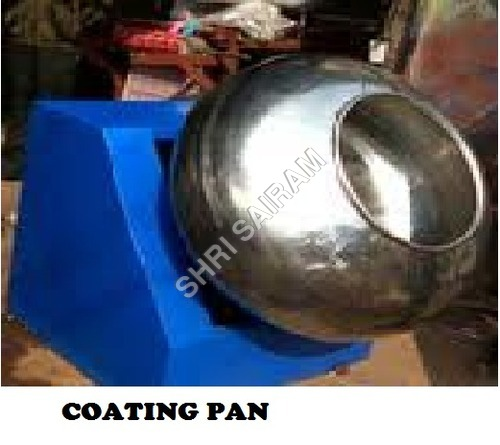 Coating Pan Machines