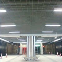 Open Cell False Ceiling