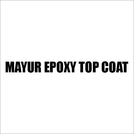 Mayur Epoxy Top Coat