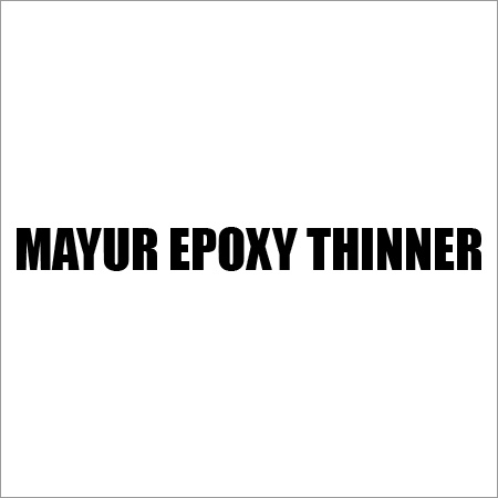 Mayur Epoxy Thinner