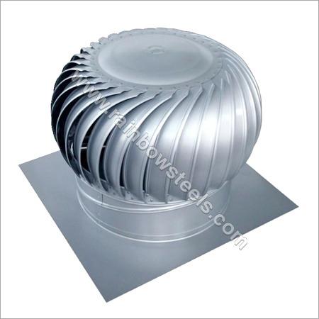 Powerless Turbo Ventilator