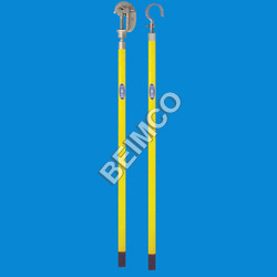 FRP Telescopic Earth / Discharge Rod(11 to 33 Kv)