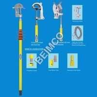 FRP Telescopic Earth - Discharge Rod (400 KV)