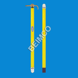 FRP Telescopic Hot Line Stick (11 To 36 KV)