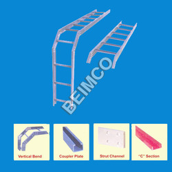 FRP Pultruded Cable Trays