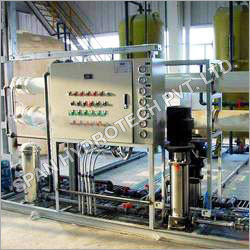Water Purification Treatment Plants