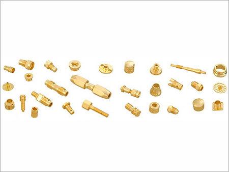 Brass Control Panel Parts