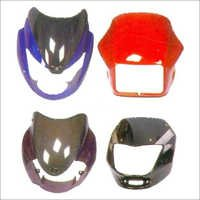 Headlight Fairings Visor