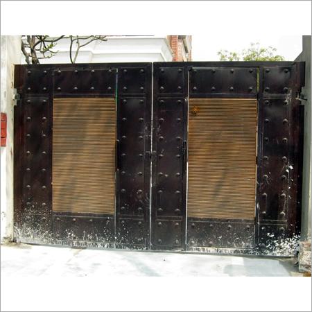 Metal Pressed Steel Doors