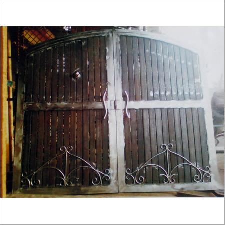 Movable Steel Doors