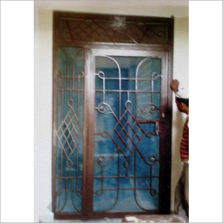 Heavy Steel Doors