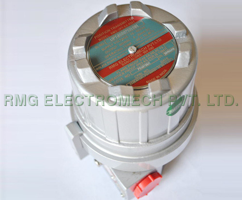 Position Transmitter:2Wire-Non Contact-Inductive