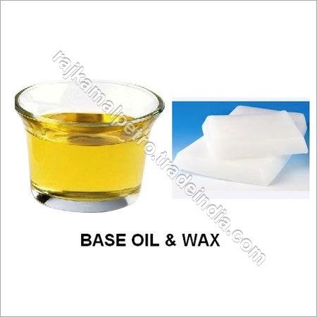 Base Wax Oil