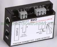 POSITION TRANSMITTER: 2 WIRE - RESISTIVE