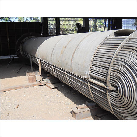 Industrial U Tube Heat Exchanger