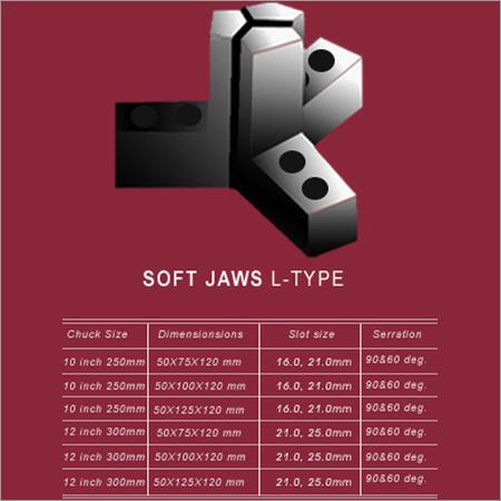 L Type Soft Jaws