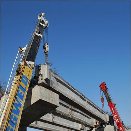 Heavy Duty Cranes On Hire