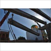 Hydraulic Cranes Hiring Service