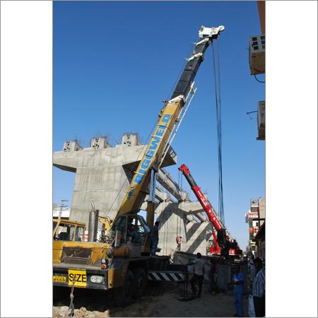 Cranes Hiring Service