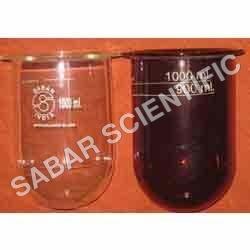 Glass Dissolution Bowl