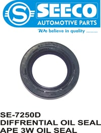 DIFFERENTIAL (OIL SEAL)