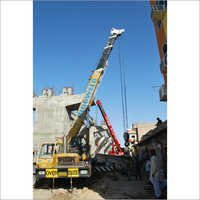 Mobile Hydraulic Crane Rental