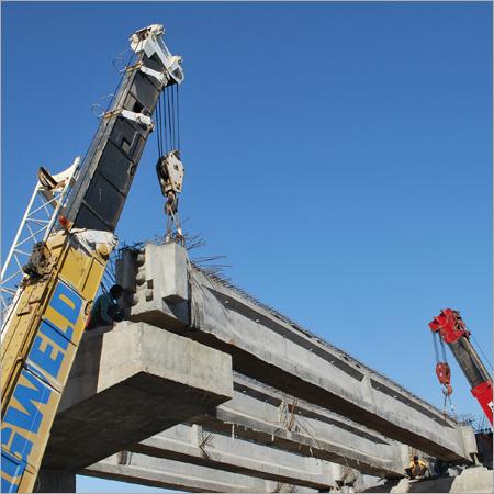 Mobile Hydraulic Crane Hiring Service