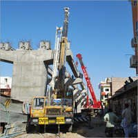 Hydraulic Mobile  Crane Rental