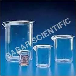 Glass Beakers - Borosilicate Glass