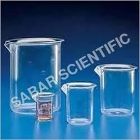 Glass Beakers - Borosilicate Glass