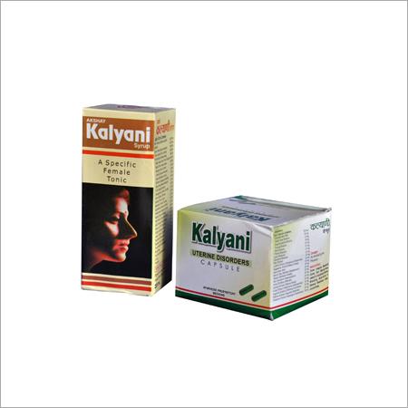 Herbal Uterine Disease Medicines